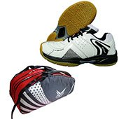 Thrax Badminton Combo Offer Model 7