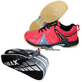Thrax Badminton Combo Offer Model 14