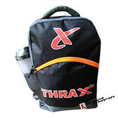 THRAX POLO 2 Casual Backpacks Orange and Black