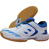 THRAX C1 Max Volleyball Shoes White and Blue
