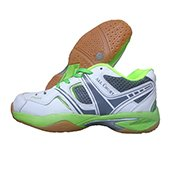 Thrax All Court Badminton Shoe Green