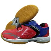 Thrax C1 Max Badminton Shoes Orange