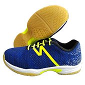Thrax Court Lite 10 Badminton Shoe Blue
