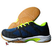Thrax Court Lite 30 Badminton Shoe Blue and Grey