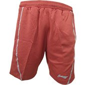 LiNing MS999 Badminton Shorts Red Size Large