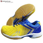 Thrax Astra Badminton Shoe Yellow