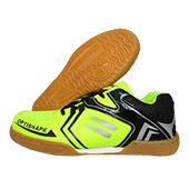 Thrax Up Court Badminton Shoes Lime