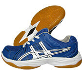 Thrax ProGrip Badminton Shoes Blue