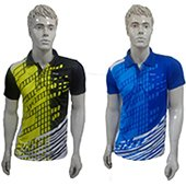 Combo Offer 2 Thrax Badminton T Shirt Size Large 1