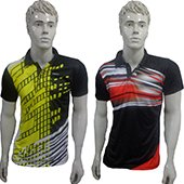 Combo Offer 2 Thrax Badminton T Shirt Size Large 2
