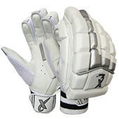 Thrax Master 11000 Cricket Batting Gloves White
