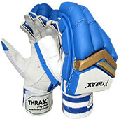 Thrax IPL Edition Cricket Batting Gloves Blue