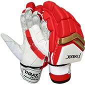 Thrax IPL Edition Cricket Batting Gloves Red