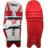 Thrax IPL Edition Cricket Batting Pad Red