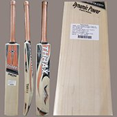 Thrax Dynamic Power English Willow Cricket Bat Size 5