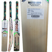 Thrax Master 8000 English Willow Cricket Bat