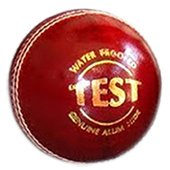 Thrax Leather Test Cricket Ball 6 balls set