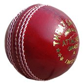 Thrax Attacker Grade A Leather Cricket Ball 3 Ball Set