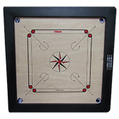 Thrax Ultra Strong Carrom Board