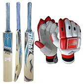 Thrax Cricket Bat Combo Offer Model 1