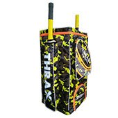 Thrax Duffle Super Cricket Kitbag Army Yellow