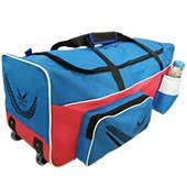 Thrax Proto 11 Wheel Cricket Kit Bag Red and Blue