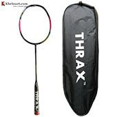 Thrax Astra 78 Feather Light 78Gms weight 35 LBs tension Badminton Racket