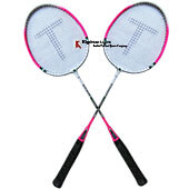 Set Of 2 Thrax Smash Power 2000 Badminton Racket