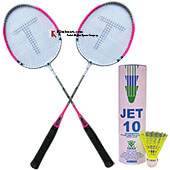 Thrax Badminton Combo Offer Model 16