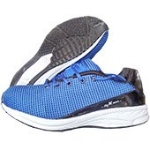 Thrax Q1 Series Running Shoes Blue and Black