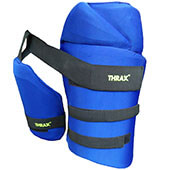 Thrax Eazy Run Composite Material Thigh Guard For Left Hand Batsman