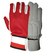 Thrax EVO SPEEC 1.0 Cricket Wicket Keeping Inner Gloves Colour RED