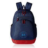 Tommy Hilfiger Biker Club  Barrow 23 ltrs Navy Casual Backpack