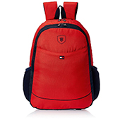 Tommy Hilfiger Oxford Red Casual Backpack