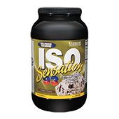 Ultimate Nutrition ISO Sensation 93 Whey Protein 2LBS