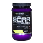 Ultimate Nutrition BCAA Powder Lemon Lime 1LB