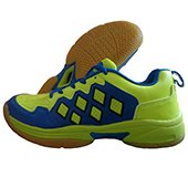 Vector X CS 2010 Green and Royal Blue Badminton Shoes