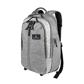 Victorinox Vertical Zip Laptop Backpack Gray
