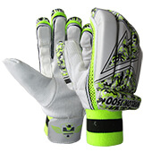Virlok 1500 Batting Gloves Lime