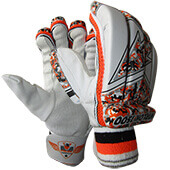 Virlok 1500 Batting Gloves Orange