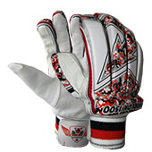 Virlok 1500 Batting Gloves Red