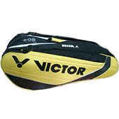 Victor BR270E Badminton Kit Bag Yellow and Black