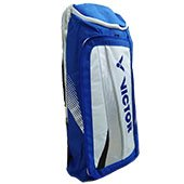 Victor BR7801F Badminton Kit Bag Blue and White