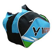 Victor AG210U Badminton Kit Bag Sky blue and Black