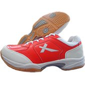 Vector X CS 2015 Badminton Shoes Red and White