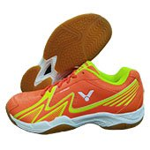Victor SH A160 O Badminton Shoes Orange