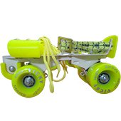 Vicky Roller Skates Mars Yellow