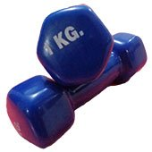 Vrloc Vinyal Dumbbell 1kg Set of 2