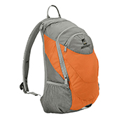 Wildcraft Daypack A4 Backpack Gray and Orange