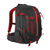 Wildcraft Hypadura Dris 35 Laptop Backpack Black